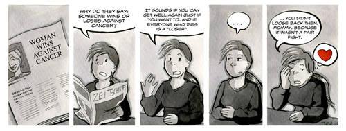 Cancer myth by Temelchen