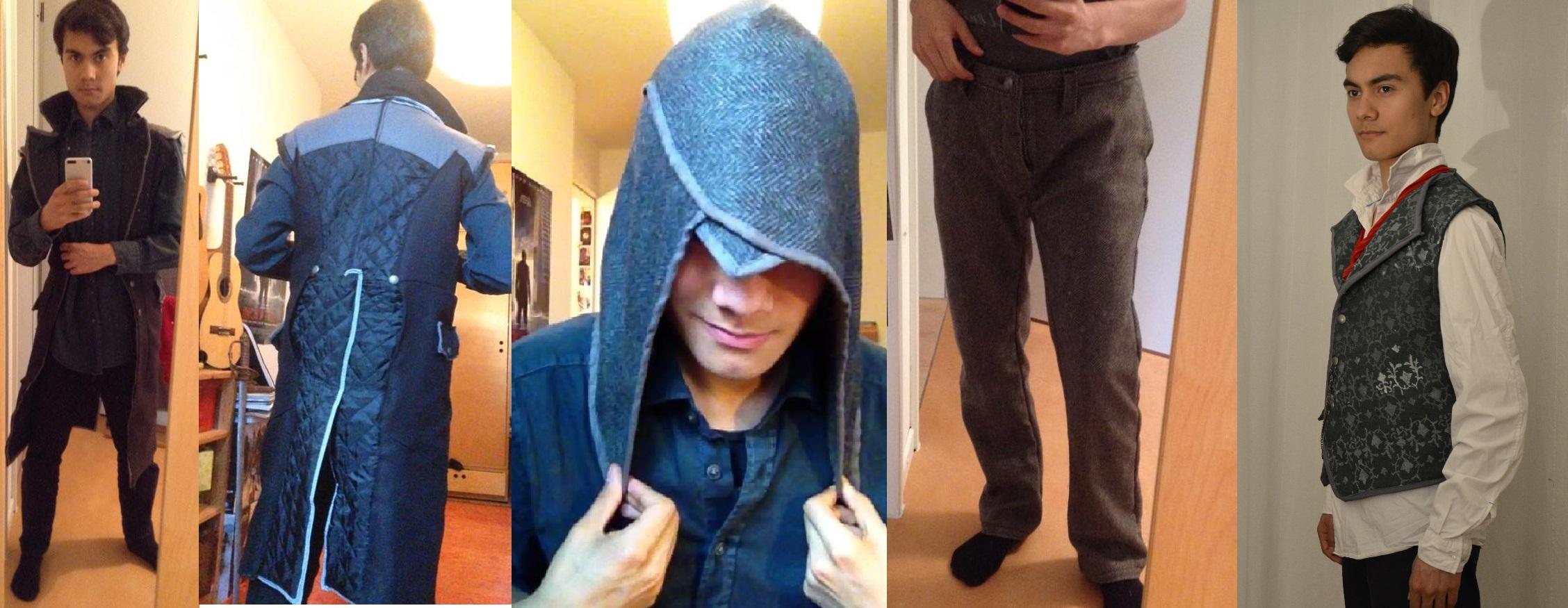 Jacob Frye Cosplay Wip Assassins Creed Syndicate By Kadart