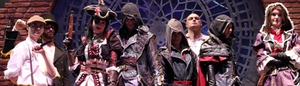 Faces of the Syndicate / Assassin's Creed Cosplay