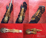 Jacob Frye Gauntlet / Assassin's Creed Syndicate