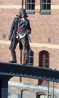 Let 'em come ! / AC Syndicate Jacob Frye Cosplay