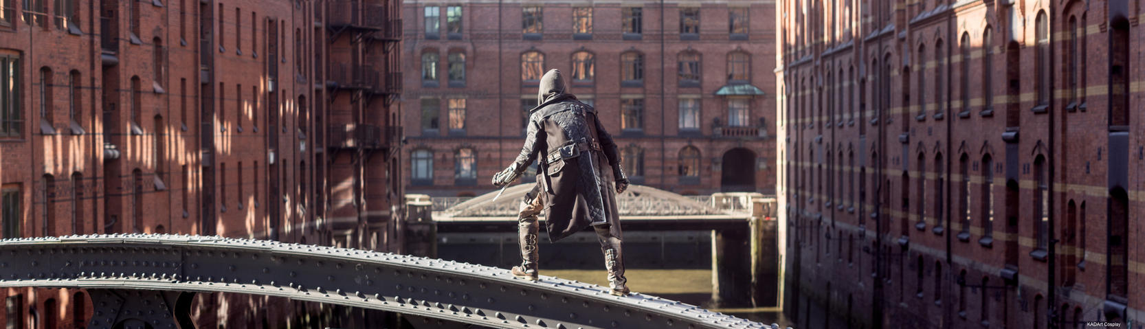 The Cities Veins / AC Syndicate Jacob Frye Cosplay by KADArt-Cosplay
