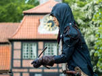 Marked by Time / AC Unity Arno Dorian Cosplay