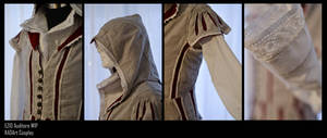 Ezio Auditore Cosplay WIP /Assassins Creed 2 by KADArt-Cosplay