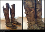 Ezio Auditore / Assassin's Creed 2 / Gaiters/Boots