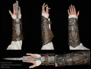 Assassin's Creed II /Ezio Auditore Vambrace