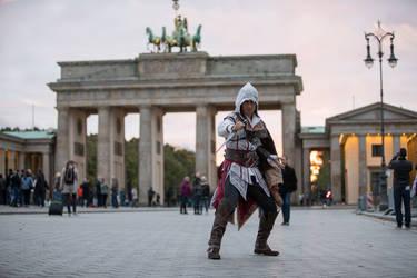 Ezio Auditore , Assassin's Creed 2 Cosplay by KADArt-Cosplay