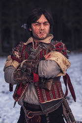 A simple Witcher / Eskel The Witcher Cosplay