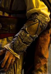 Ezio up close Part I by KADArt-Cosplay