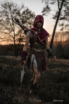 Assassin's Creed Odyssey/ Alexios Cosplay by KADArt-Cosplay