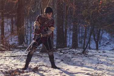 Ranger of the lands / Eskel The Witcher Cosplay