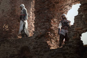 Assassins Creed Following a Legacy