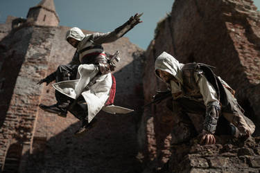 Assassins Creed / Strike from above