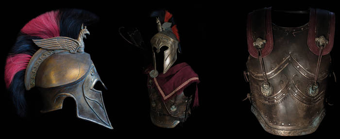 Alexios Cosplay - Assassins Creed Odyssey