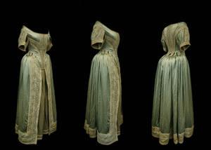 Baroque Corset and Robe / Selfmade