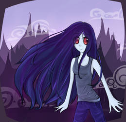 Marceline by hazu-i