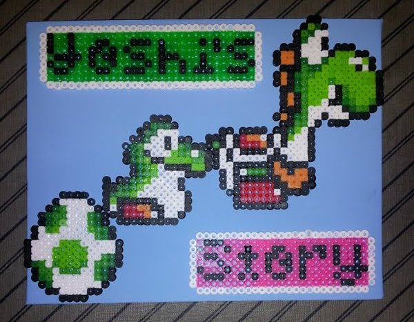 The Evolution of Yoshi by Kaiyani