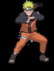 Naruto render by vdb1000