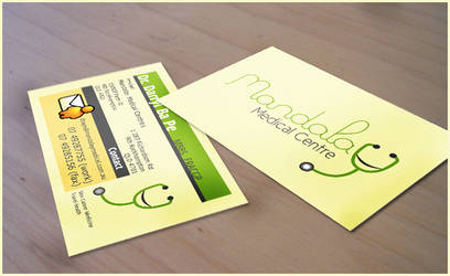 Mandaly Medical Identity by schism-art