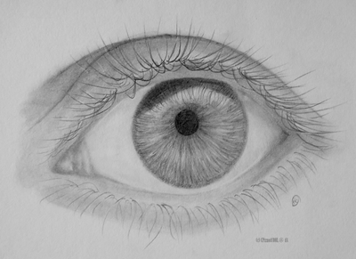 Eyeball by CPiznotCOOL