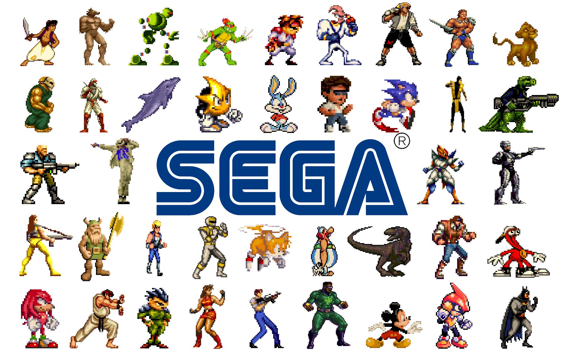 Fuck Yeah Sega