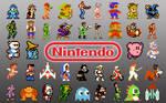 Nintendo NES Wallpaper