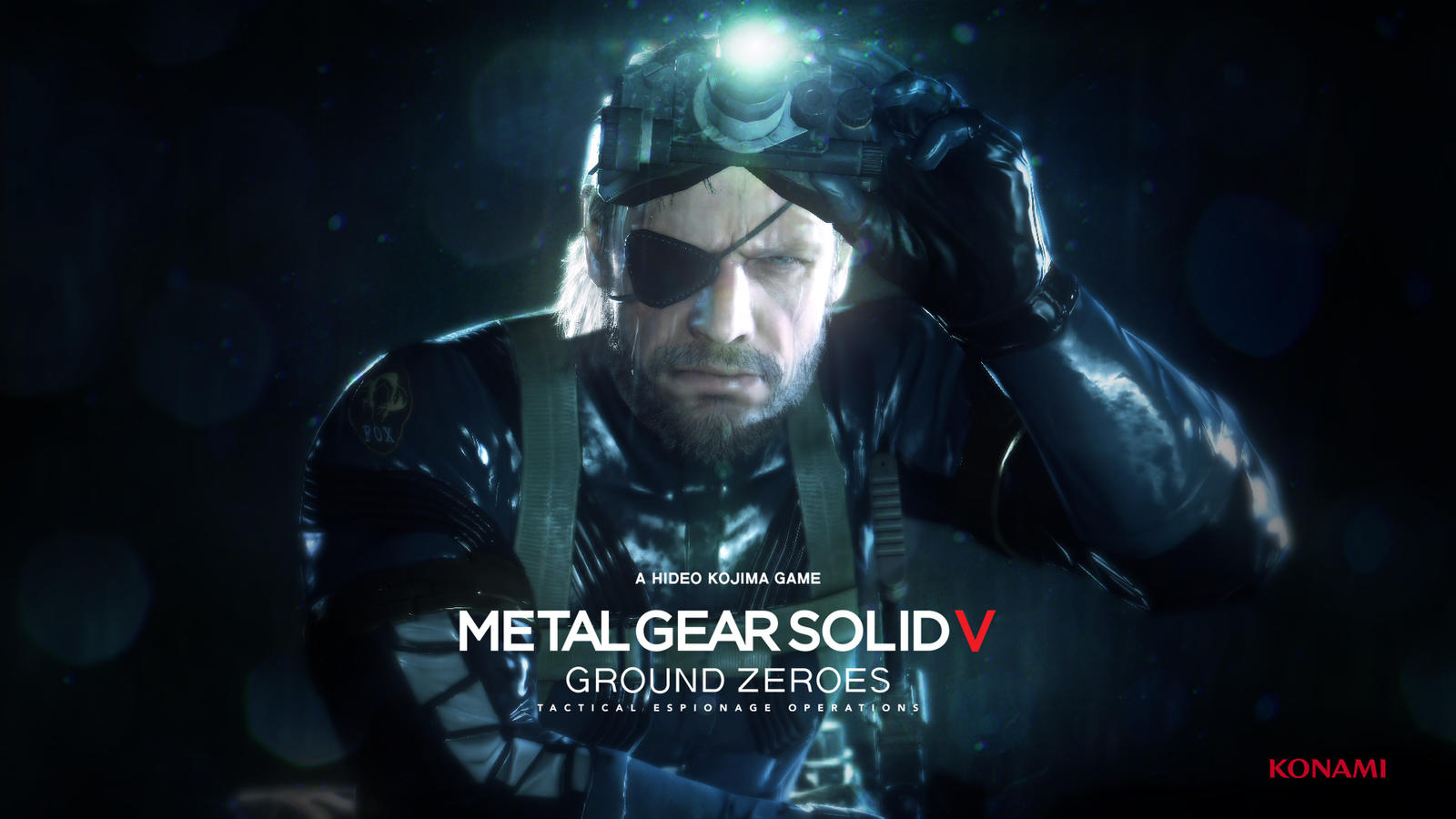 Metal Gear Solid V Wallpaper: Metal Gear Solid 5 Ground Zeroes Wallpaper By SolidAlexei