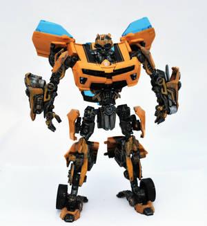 Transformers Battle Blades Bumblebee custom 01
