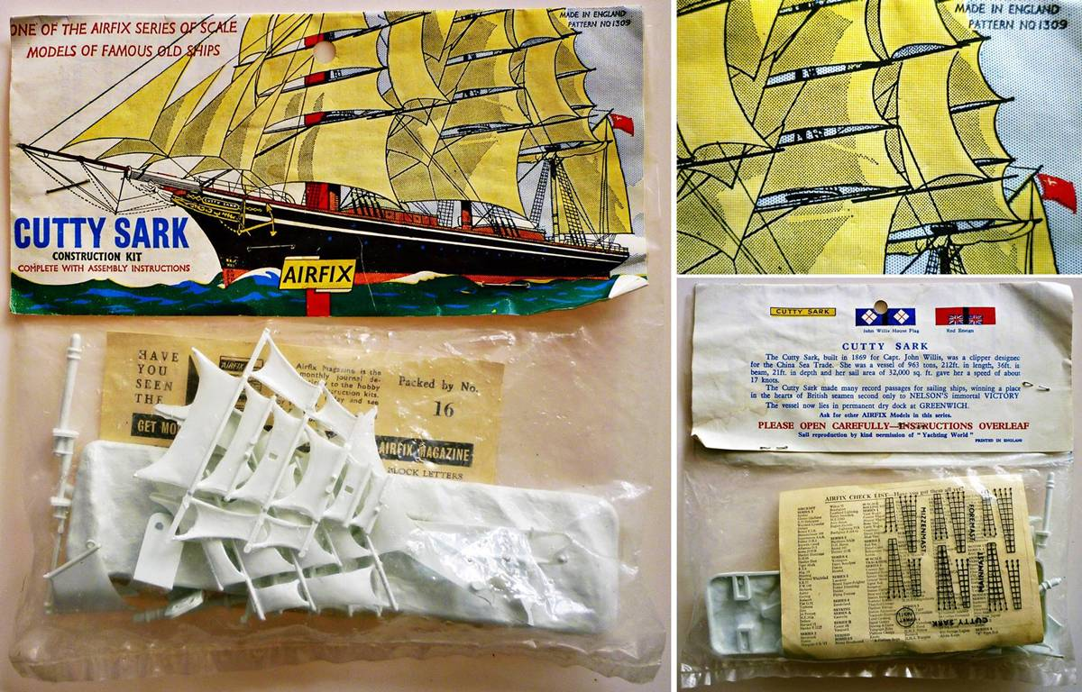 Airfix Cutty Sark Related Keywords & Suggestions - Airfix