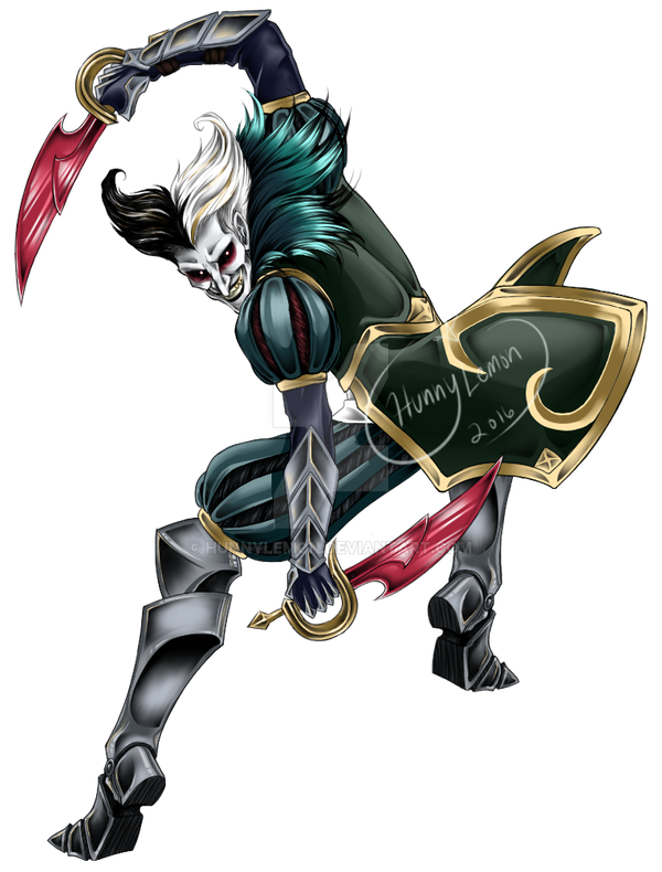 + Wild Card Shaco, The Demon Jester + by HunnyLemon on ...