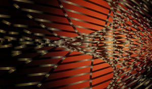 Wire basket by adrianamusettidavila