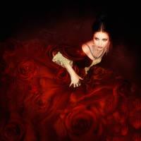 IN RED by adrianamusettidavila