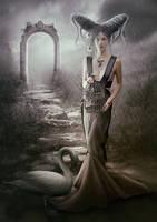 Eterea - The new Leda by adrianamusettidavila
