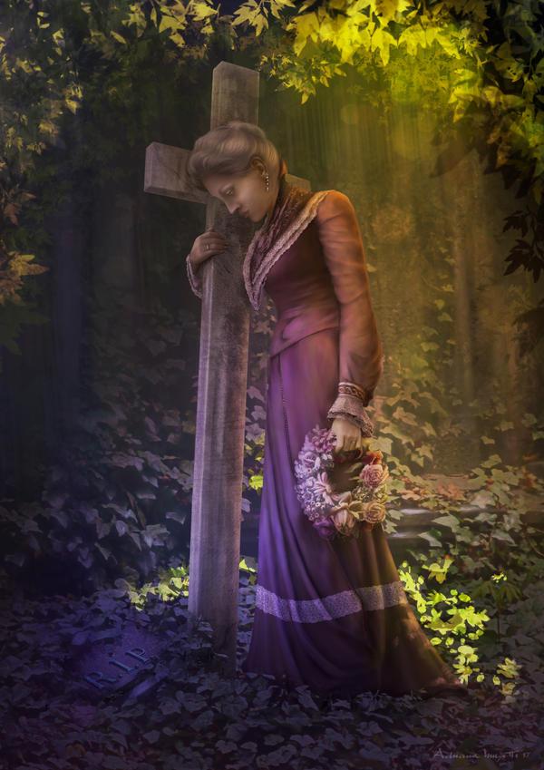 The widow by adrianamusettidavila