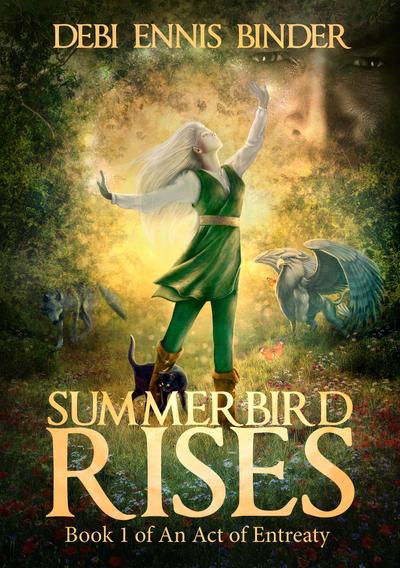 Summerbird Rises by adrianamusettidavila
