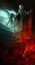 Kingdom of the Dark Souls by adrianamusettidavila