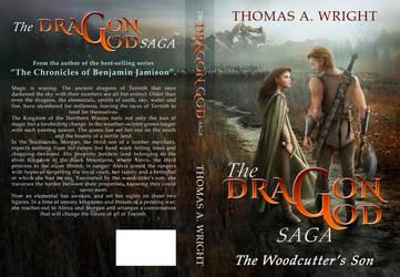 The Dragon God Saga by adrianamusettidavila