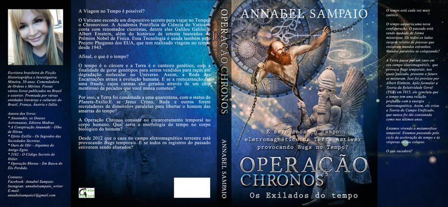Operacao Chronos by adrianamusettidavila