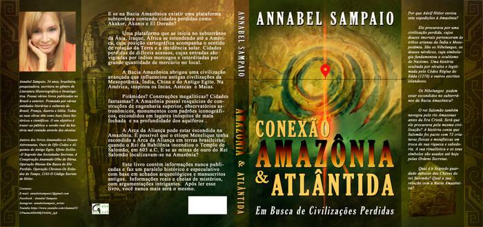 AMAZONIA e ATLANTIDA-Book cover