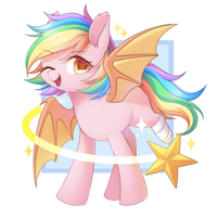 -Com- Paper Stars by Leafywind