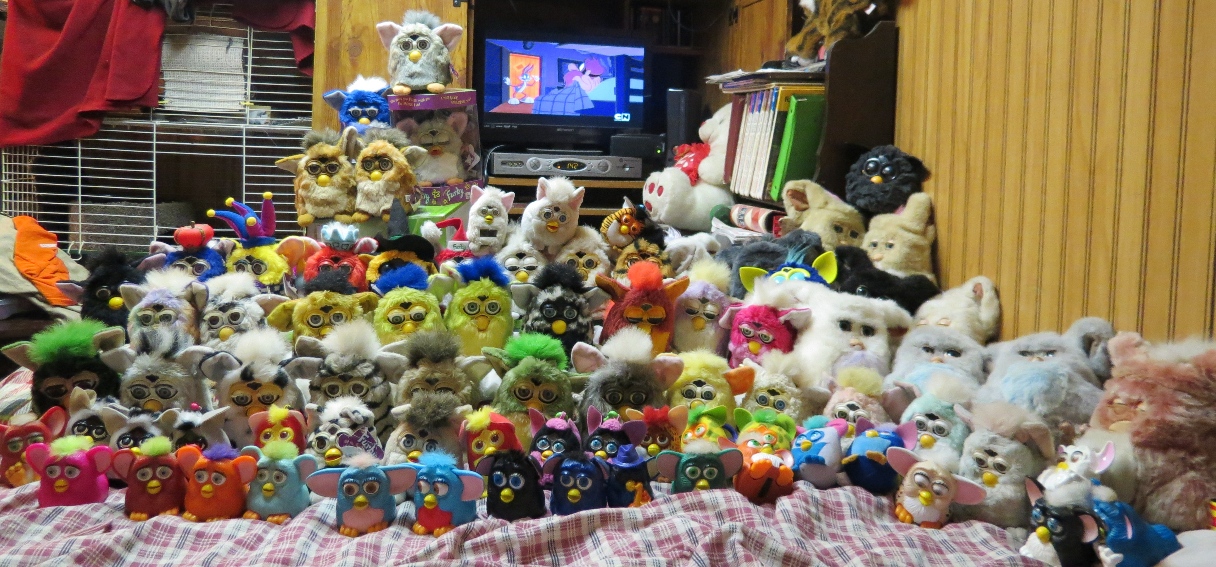 gallery  Furby Collection