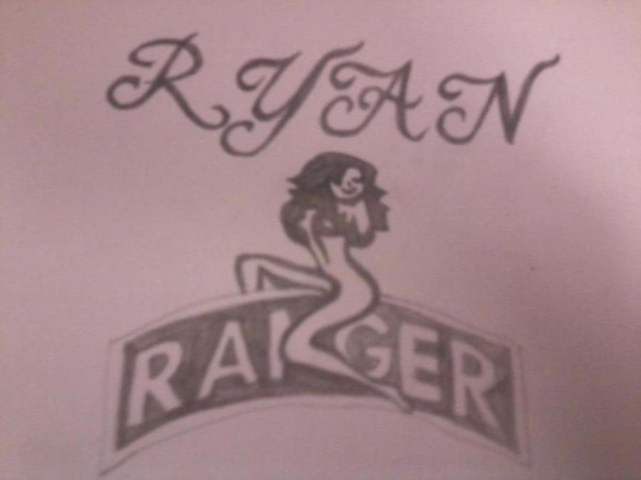 ranger tattoo by artillerygurl on deviantart. Black Bedroom Furniture Sets. Home Design Ideas