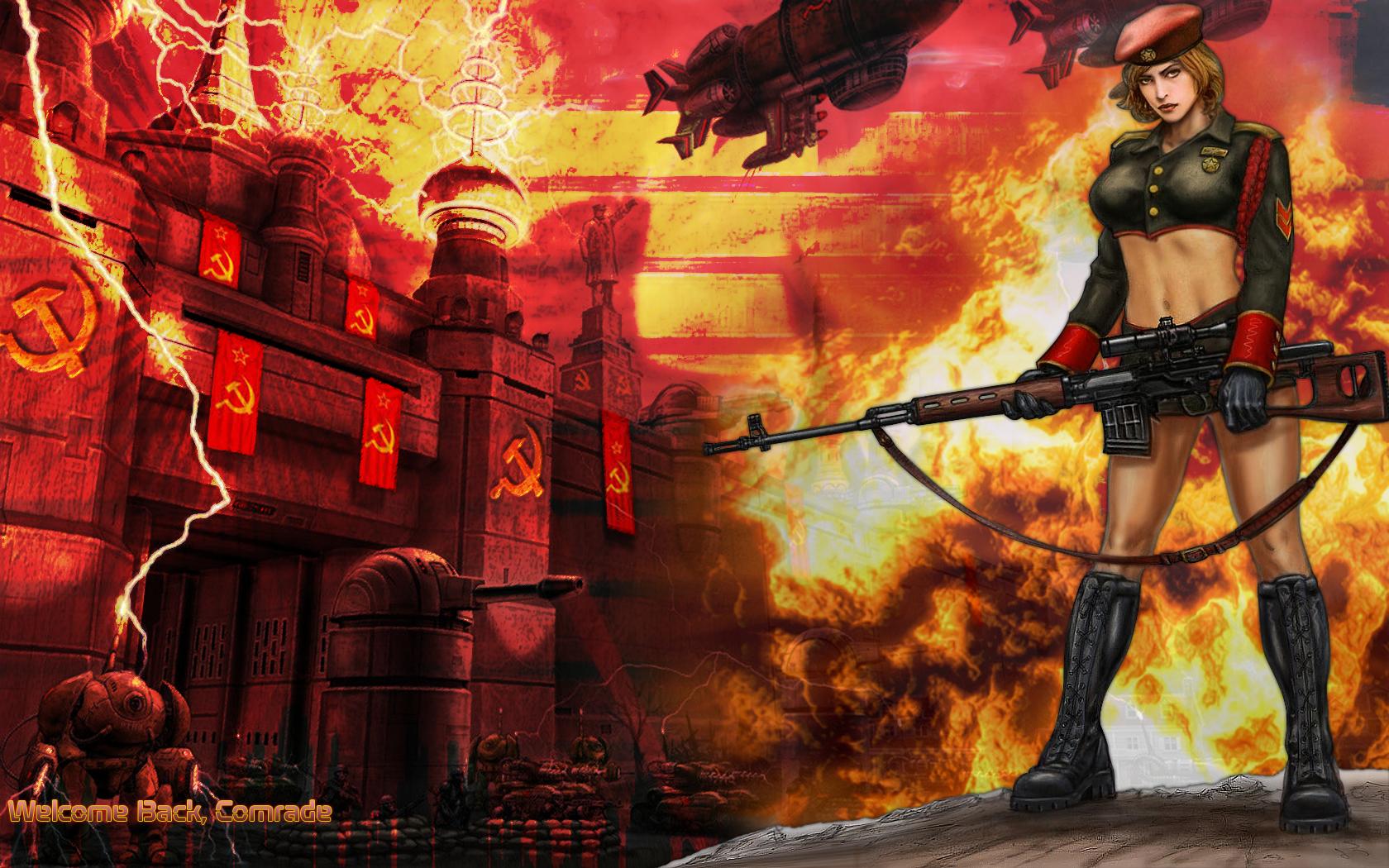Red Alert 3 by Sjmeets on DeviantArt
