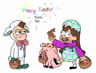 Happy Easter by Julkauke