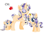 Mane Ships: Rarijack Next Gen Auction [CLOSED]