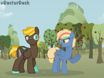Feather Dust and Sparky (NextGens)