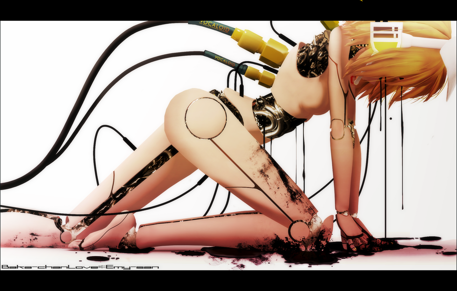 -Music Doll 02- by Baka-chanLove