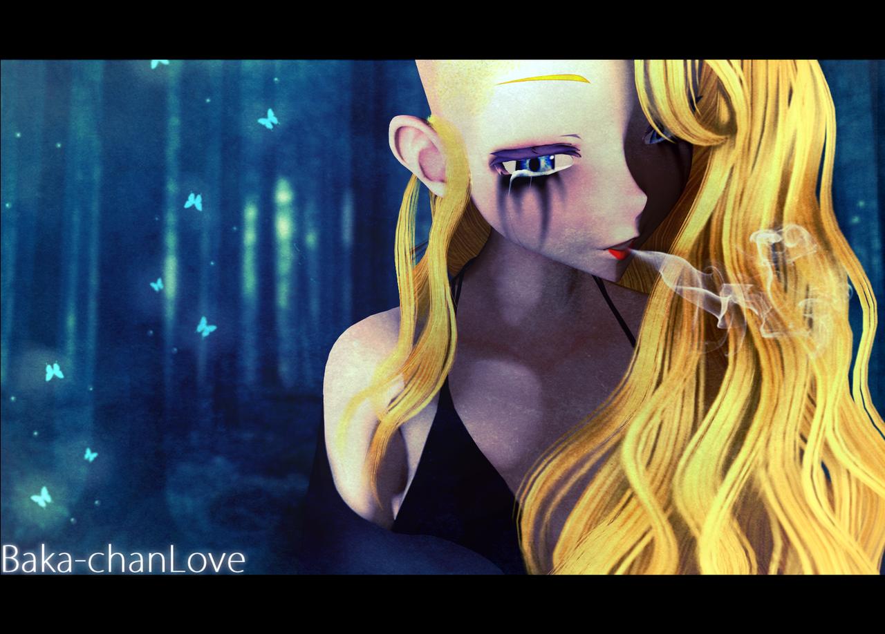 -Untitled- by Baka-chanLove