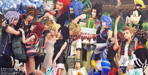 Happy Birthday Sora