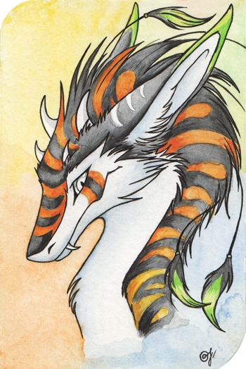 My first ACEO by Chickenzaur